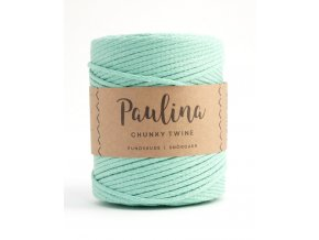 PAULINA Macramé 5mm (190m) - MINT
