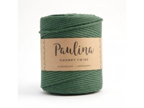PAULINA Macramé 5mm (190m) - DARK GREEN