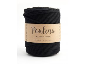 PAULINA Macramé 5mm (190m) - BLACK 70