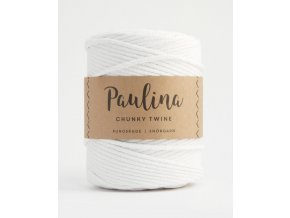 PAULINA Macramé 5mm (190m) - WHITE 51