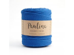 PAULINA Macramé 5mm (190m) - BRIGHT BLUE 83