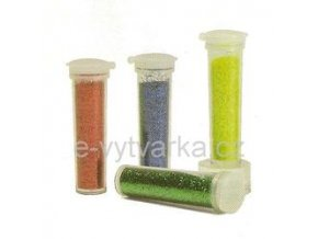 Třpytky jemné (7 g) - 30 odstínů