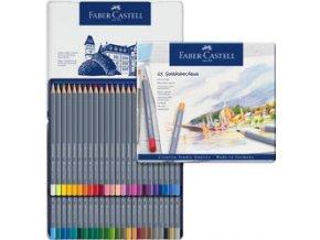 Akvarelové pastelky Faber-Castell Goldfaber Aqua 48ks