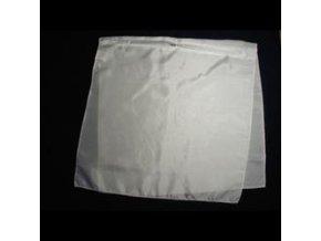 Polštářek 40 x 40 cm se zipem, Habotai 8, nesešitý