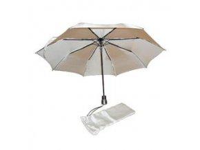 Deštník skládací twill 12, pr. 85 cm