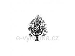 Enkaustické razítko - strom (65x50 mm)