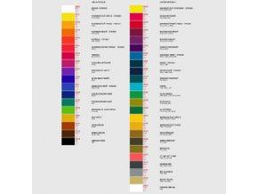 Akrylová barva UMTON (250 ml) - 42 odstínů