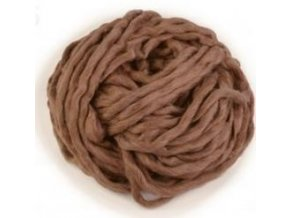 EKO MERINO 250g - coffee