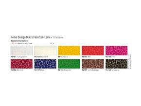 Mikro krakelovací lak Home Design (90 ml) - 10 odstínů