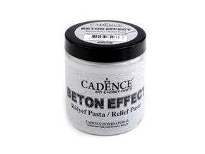 Reliéfní pasta beton effect Cadence 250 ml