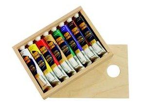 Set akrylových barev Solo Goya (8 ks)