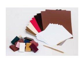 Zvýhodněná sada materiálů pro enkaustiku, 104ks