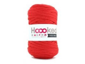 Hoooked RibbonXL - Lipstick Red (120 m)