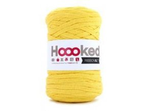 Hoooked RibbonXL - Lemon Yellow (120 m)