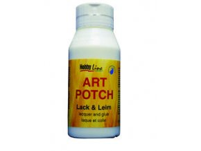 Art Potch lepidlo a lak pro decoupage (750 ml)