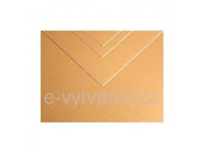 Papír na enkaustiku A5 zlatý (24 listů)