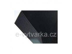 Papír na enkaustiku A5 černý (24 listů)