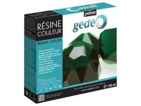 Křišťálová pryskyřice GEDEO (Pébeo) - sada 150 ml Jade