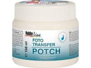 Foto Transfer Potch lepidlo pro přenos obrázků (150 ml)