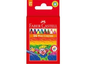 Voskovky Klaun Faber-Castell 16 ks