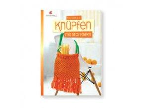 Kniha Knüpfen mit Stoffgarn (Ruční práce s tkanou přízí)