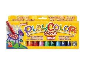 Playcolor temperové barvy 12ks
