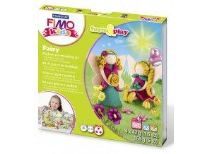 10055 fimo kids fairy