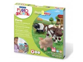 Sada Fimo kids Form & Play Farma