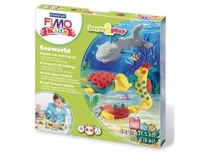 Sada Fimo kids Form & Play Mořský svět