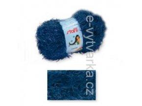 Příze Stafil Jeanine (100 g) - modrá