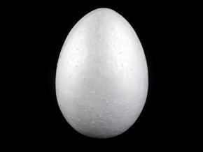 Polystyrenové vejce 140x200 mm