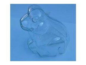 Plastová žába dvoudílná; 10 cm AKCE