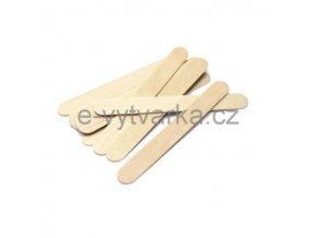 Dřevěná špachtle 150x18 mm (50ks)