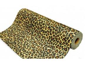 Filc / plsť šíře 45 cm gepard, 1m