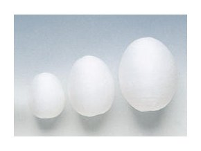 Vatová vajíčka, 38 - 60 mm (velké balení)