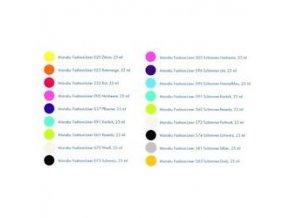 Kontura Marabu Metalic-Liner (25ml) - 18 odstínů