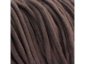 LANKAVA Mini Tube (06) 355m - dark brown - šňůry