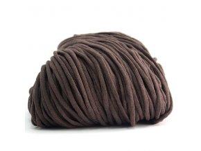LANKAVA Lilli Tube (06) 220m - dark brown - šnůry