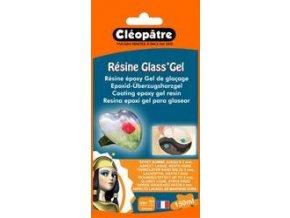 Křišťálová pryskyřice Glass'Lack - 3 velikosti