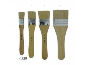 štětec t_brush, vel. 1 až 8 - bristle spalter