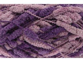 Příze Stafil Merengue (50 g) - fialová