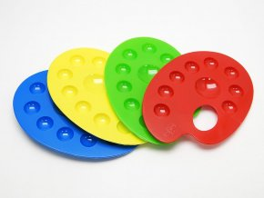 Paleta na 8 barev - školní