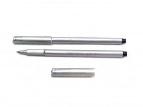 Popisovač 1002 - 1-2 mm, stříbrný a zlatý
