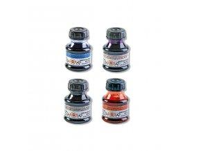 Barva razítková KOH-I-NOOR - 50g, 5 barev