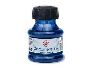 Inkoust dokumentní KOH-I-NOOR - 50 g, 2 barvy