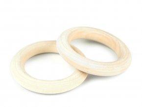 Dřevěný kroužek Ø60mm (5ks)
