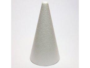 Polystyrenový kužel 15 cm