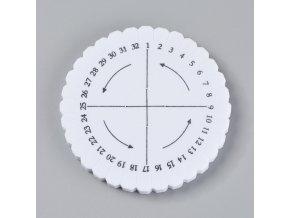 Kumihimo Mobidai podložka - kulatá 10cm