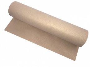 Filc / plsť šíře 45 cm sv. hnědá (1m)