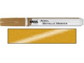 Akrylový marker metalický - medium